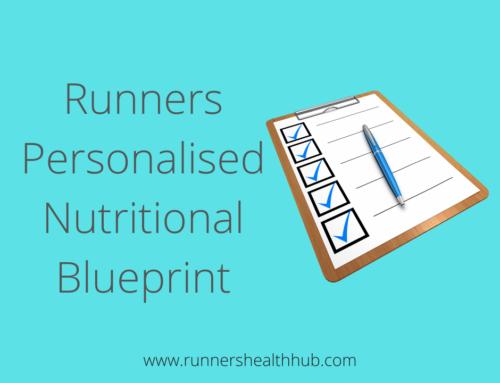 Runners Personalised Nutritional Blueprint