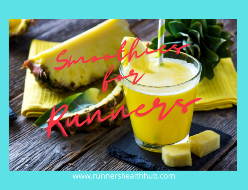 FOCUS on Smoothies for Runners